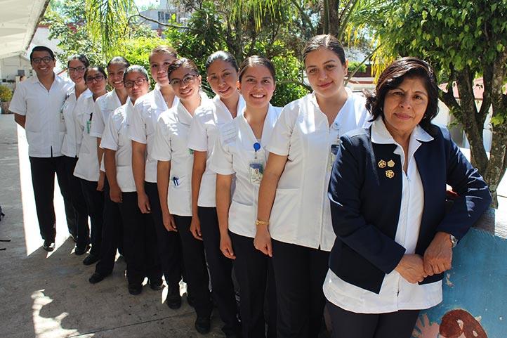 Escuelas de enfermería en Xalapa