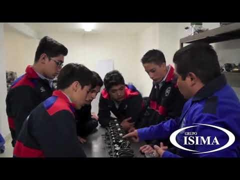 estudiantes Grupo Isima