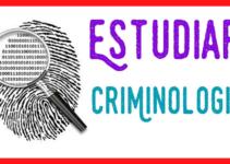 estudiar criminología