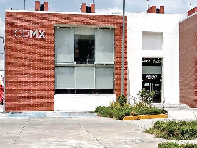 Escuelas de Oficios cdmx
