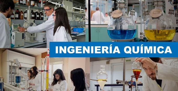 estudiar Ingeniería Química