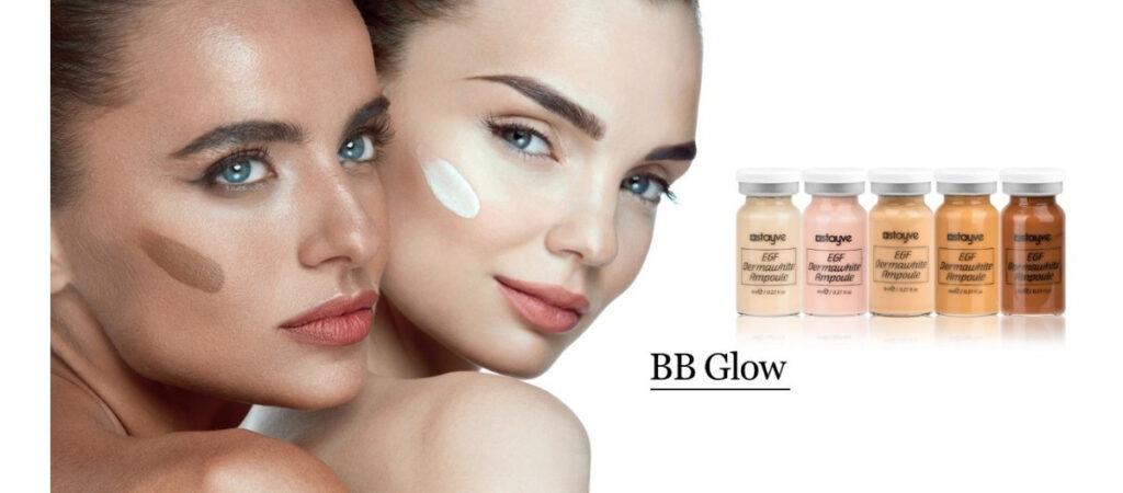 que es bb glow